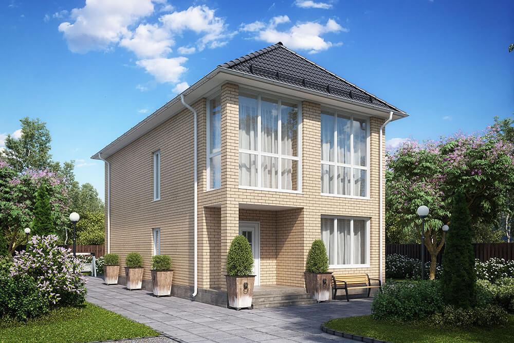 6,6x13 fasad